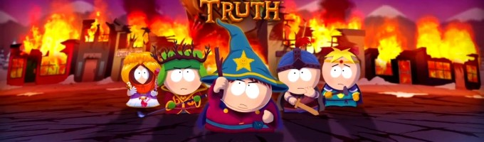 Видео ролик South Park: Mac vs. PC vs. Linux
