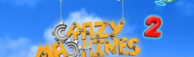 Crazy Machines 2 для айфона
