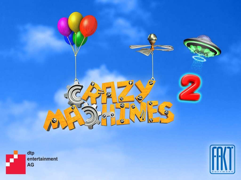 Crazy Machines 2 для айфона