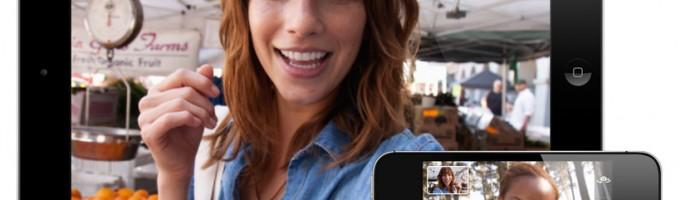 FaceTime будет работать через 3G