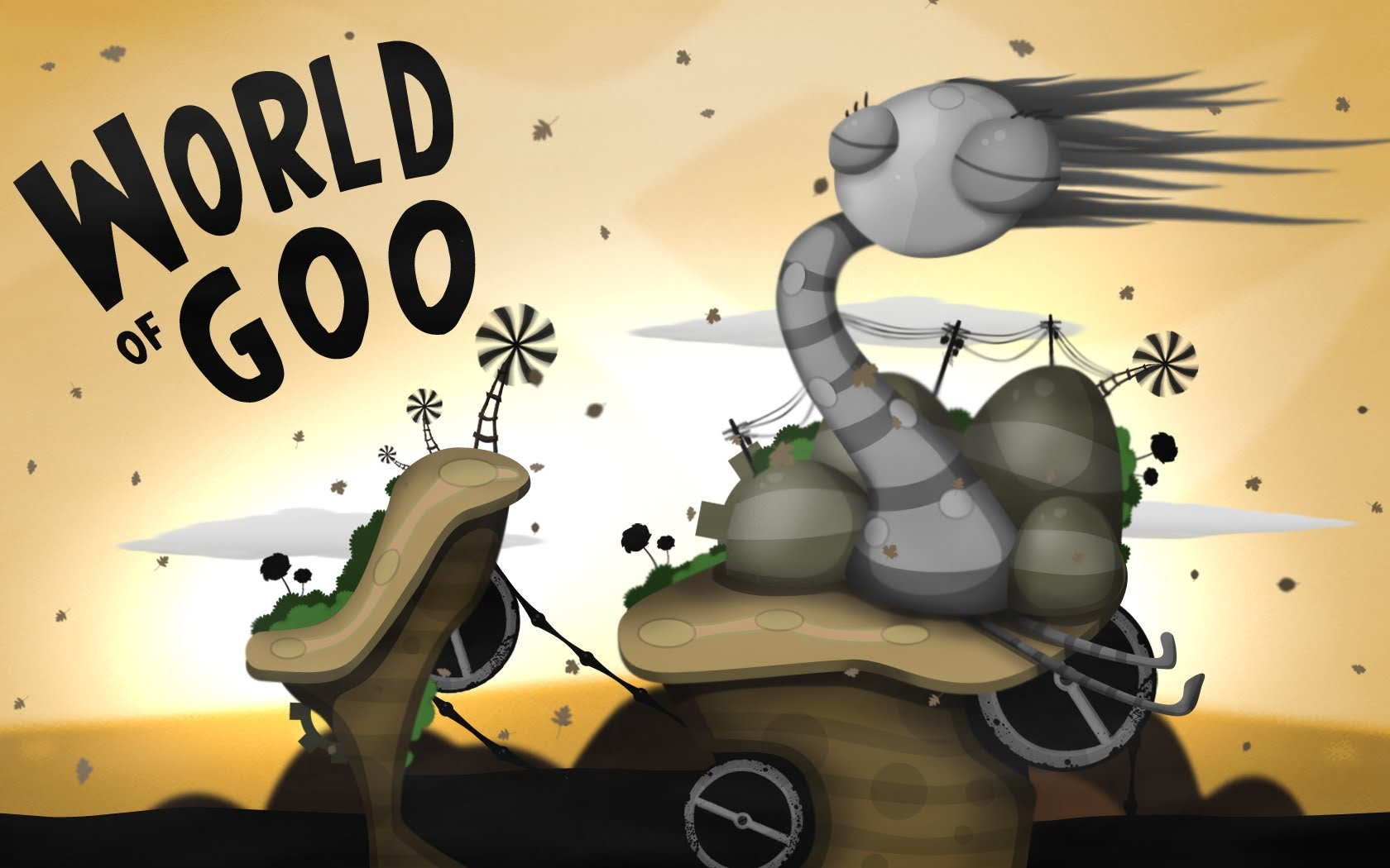 World of Goo для iPhone