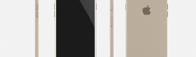 Предполагаемый дизайн iPhone 5