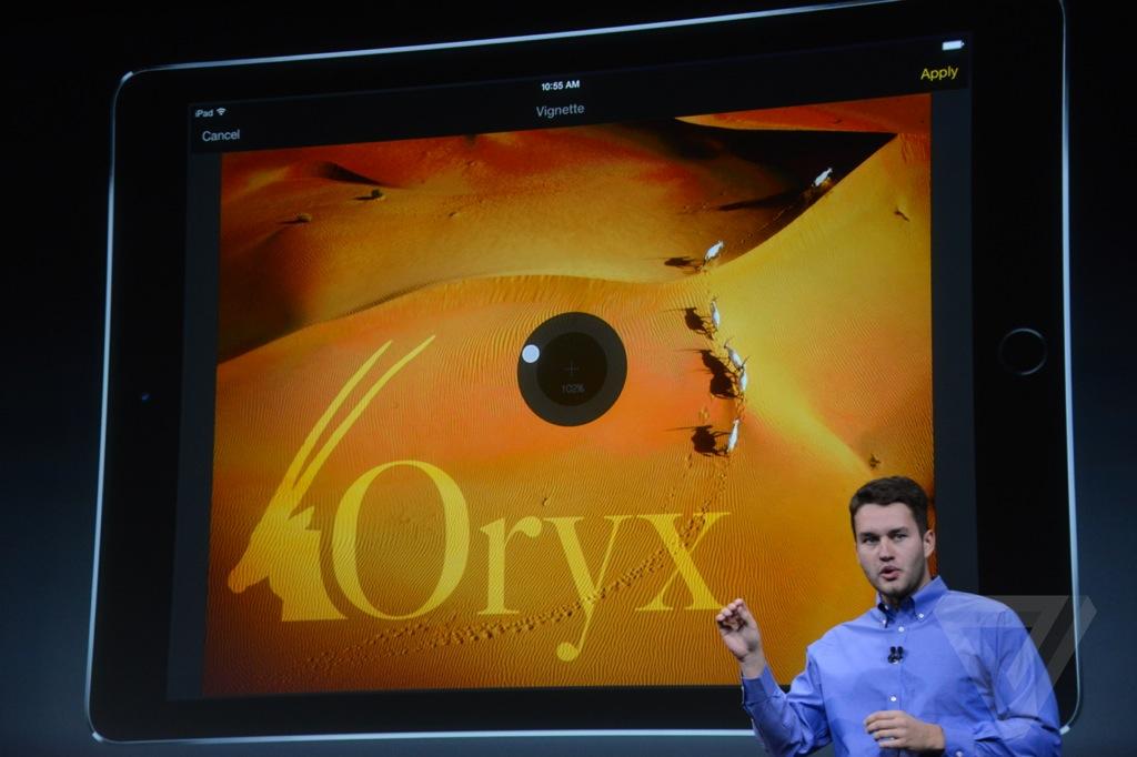 Apple организовывает новое мероприятие, посвященное iPad и Mac