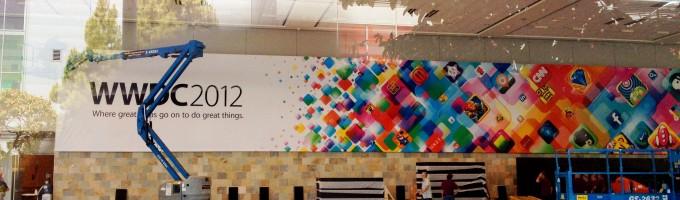 Apple WWDC 2012 — конференция для разработчиков начнется 11 июня