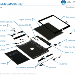 Себестоимость iPad Air составляет $274