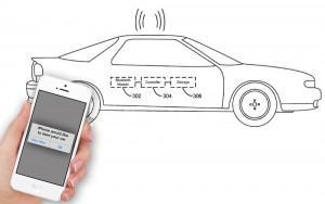 iPhone сможет управлять автомобилем