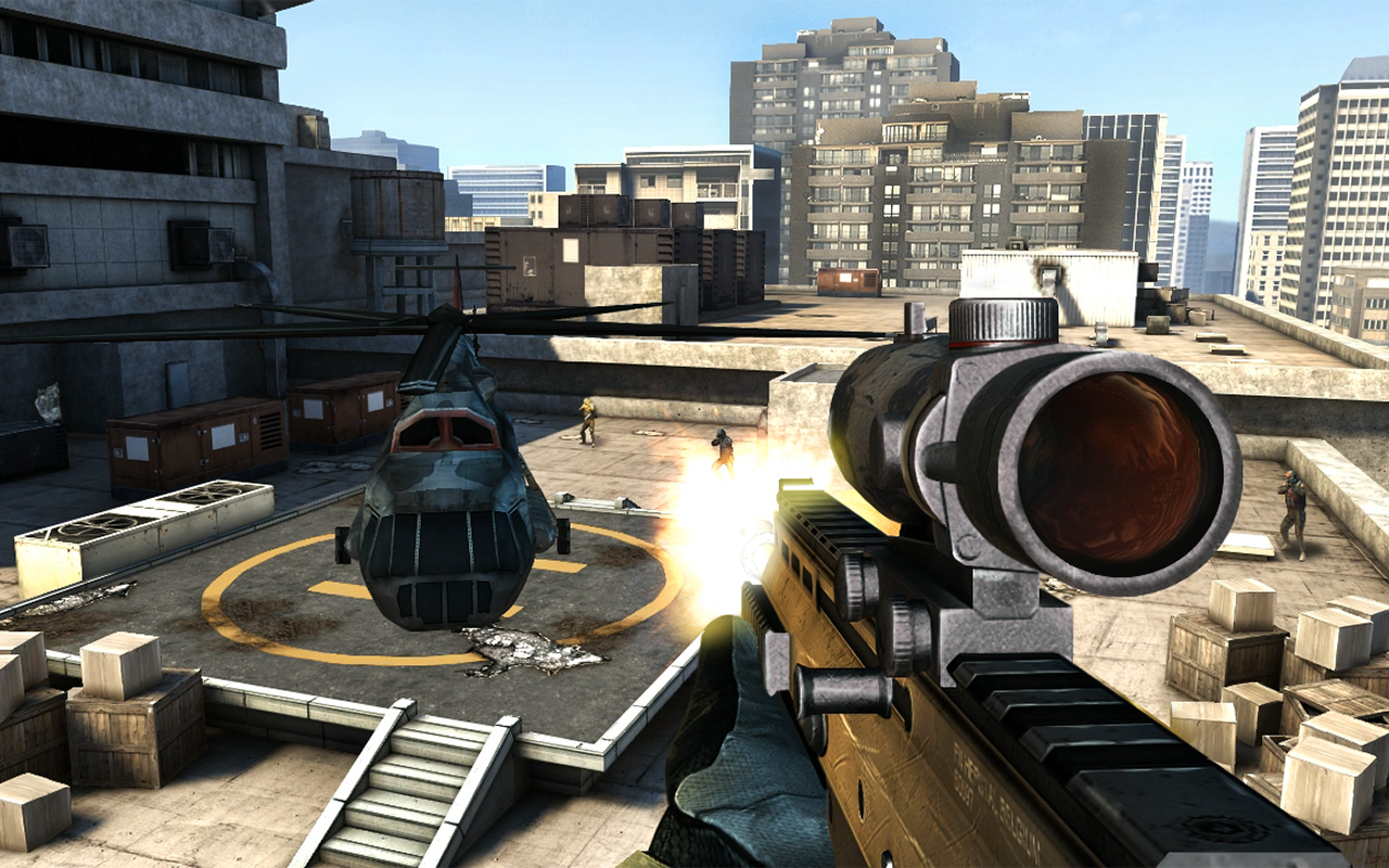 Обзор Modern Combat 3: Fallen Nation