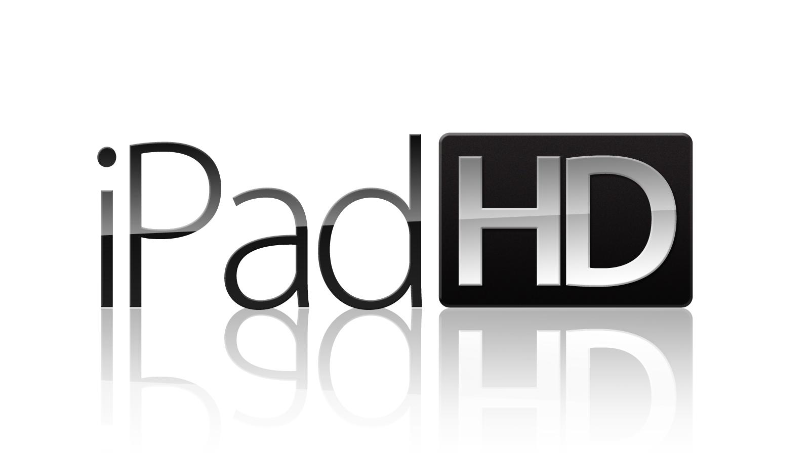 По слухам следующий планшетник назовут iPad HD