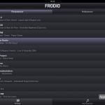 Приложение Frodio
