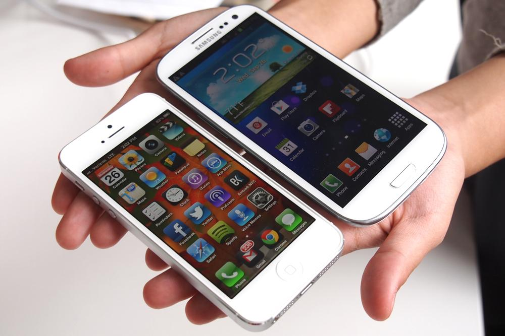 Samsung Galaxy S3 с функцией 3D может обойти iPhone 4S