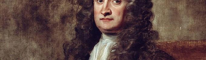 Newton или История дедушки