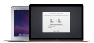 macbook копирование файлов