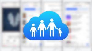 Семейный доступ