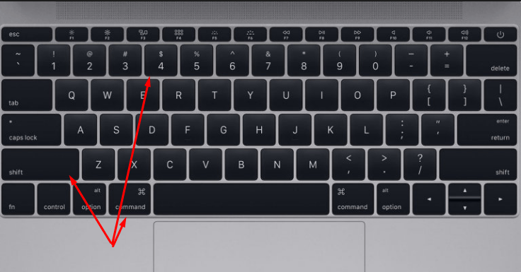 Как сделать скриншот на macbook в windows 268